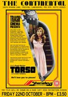 Torso - 11 x 17 Movie Poster - Style B