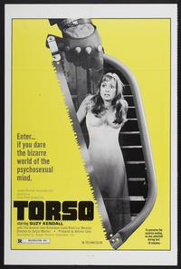 Torso - 27 x 40 Movie Poster - Style A