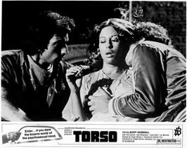 Torso - 11 x 14 Movie Poster - Style A