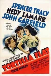 Tortilla Flat - 11 x 17 Movie Poster - Style B