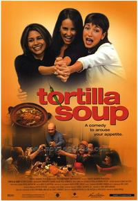 Tortilla Soup - 43 x 62 Movie Poster - Bus Shelter Style A