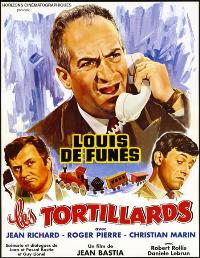 Tortillards, Les - 27 x 40 Movie Poster - French Style A