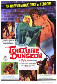 Torture Dungeon - 27 x 40 Movie Poster - Style A