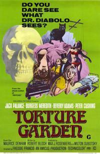 Torture Garden - 11 x 17 Movie Poster - Style A