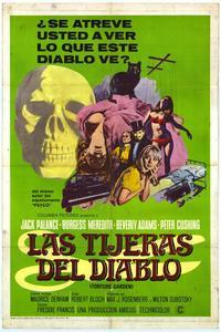 Torture Garden - 11 x 17 Movie Poster - Spanish Style A