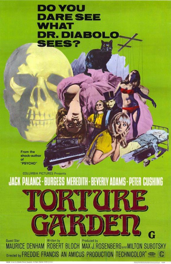The Garden of Torture movie