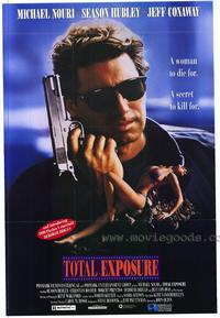 Total Exposure - 27 x 40 Movie Poster - Style A