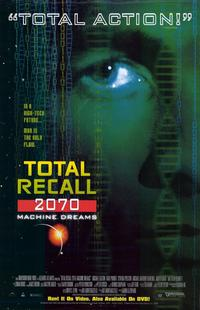 Total Recall 2070 - 11 x 17 Movie Poster - Style A