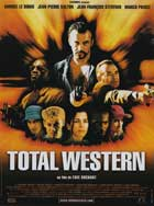 Total western - 11 x 17 Movie Poster - French Style A