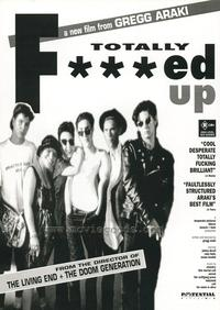 Totally F***ed Up - 27 x 40 Movie Poster - Style A