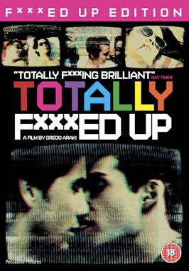 Totally F***ed Up - 11 x 17 Movie Poster - Style B