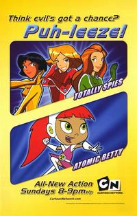 Totally Spies - 11 x 17 TV Poster - Style A