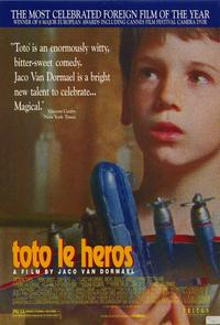 Toto le Heros - 11 x 17 Movie Poster - Style A