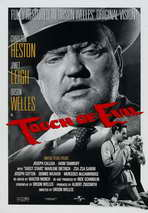 Touch of Evil - 11 x 17 Movie Poster - Style E