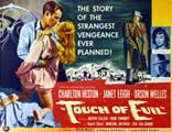 Touch of Evil - 22 x 28 Movie Poster - Half Sheet Style A
