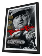 Touch of Evil - 27 x 40 Movie Poster - Style C - in Deluxe Wood Frame