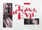 Touch of Evil - 11 x 17 Movie Poster - Belgian Style A