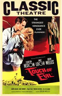 Touch of Evil - 11 x 17 Movie Poster - Style A