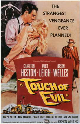 Touch of Evil - 11 x 17 Movie Poster - Style B