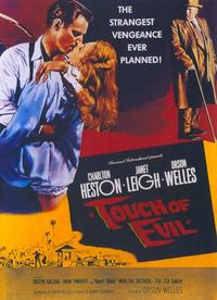 Touch of Evil - 11 x 17 Movie Poster - Style C