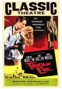 Touch of Evil - 43 x 62 Movie Poster - Bus Shelter Style A