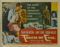 Touch of Evil - 11 x 17 Movie Poster - Style D