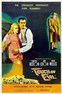 Touch of Evil - 11 x 17 Movie Poster - Style G