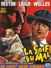 Touch of Evil - 11 x 17 Movie Poster - Belgian Style D