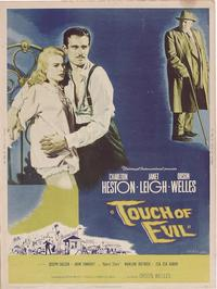 Touch of Evil - 11 x 17 Movie Poster - Style I