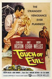 Touch of Evil - 11 x 17 Movie Poster - Style J