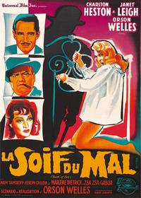 Touch of Evil - 11 x 17 Movie Poster - French Style A