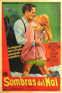 Touch of Evil - 11 x 17 Movie Poster - Spanish Style D