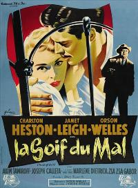 Touch of Evil - 43 x 62 Movie Poster - French Style A