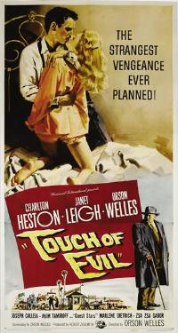 Touch of Evil - 11 x 17 Movie Poster - Style K
