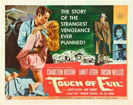 Touch of Evil - 22 x 28 Movie Poster - Style A