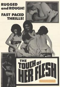Touch of Her Flesh - 11 x 17 Movie Poster - Style A