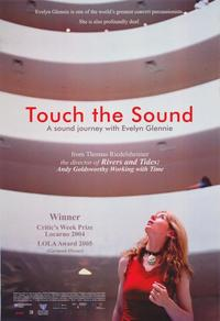 Touch the Sound - 43 x 62 Movie Poster - Bus Shelter Style A