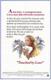 Touched by Love - 11 x 17 Movie Poster - Style A
