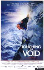Touching the Void - 11 x 17 Movie Poster - Style A