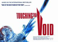 Touching the Void - 11 x 17 Movie Poster - Style B