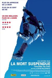Touching the Void - 27 x 40 Movie Poster - Belgian Style A