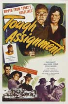 Tough Assignment - 11 x 17 Movie Poster - Style A