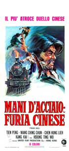Tough Duel - 13 x 28 Movie Poster - Italian Style A