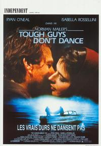 Tough Guys Don't Dance - 11 x 17 Movie Poster - Belgian Style A