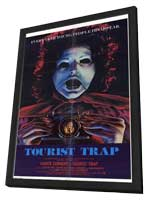Tourist Trap - 11 x 17 Movie Poster - Style A - in Deluxe Wood Frame