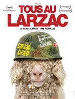 Tous au Larzac - 27 x 40 Movie Poster - French Style A