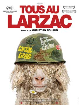 Tous au Larzac - 11 x 17 Movie Poster - French Style A