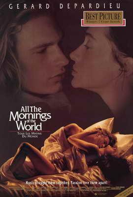Tous les Matins du Monde - 27 x 40 Movie Poster - Style A