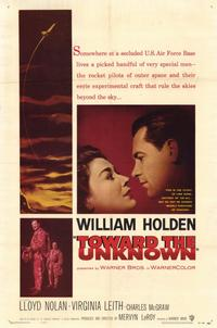 Toward the Unknown - 11 x 17 Movie Poster - Style B