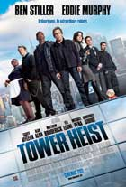 Tower Heist - 11 x 17 Movie Poster - Style B